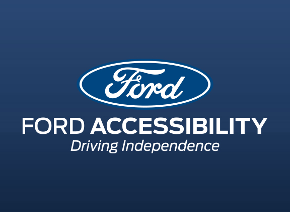 Ford Accessibility. Driving Independence.