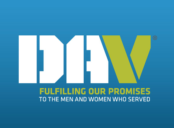 D A V. Fulfilling our promises to the men and women who served.